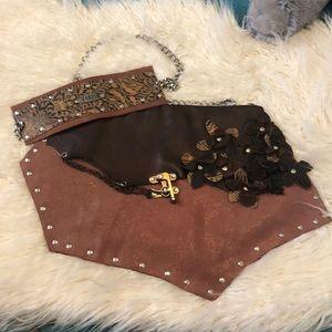 Handbags - Boho flower bag